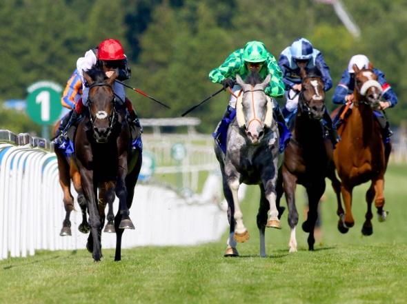Golden Horn wins the Coral Eclipse