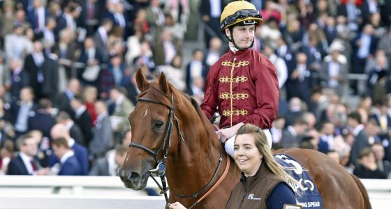 Oisin Murphy Royal Ascot blog