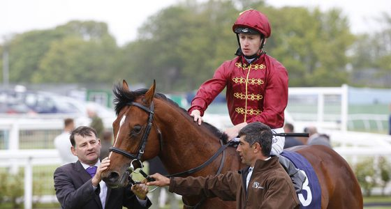 Legends Of War and Oisin Murphy win