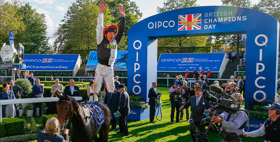 Star Catcher QIPCO British Champions Fillies and Mares Stakes 2020 entries