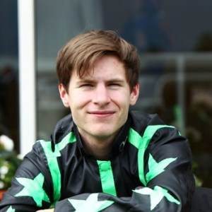 Richard Kingscote jockey. Pic Steve Davies/Racingfotos.com