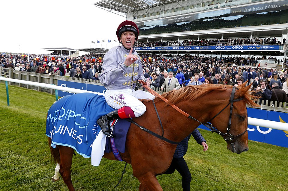 Galileo Gold Derby Twist
