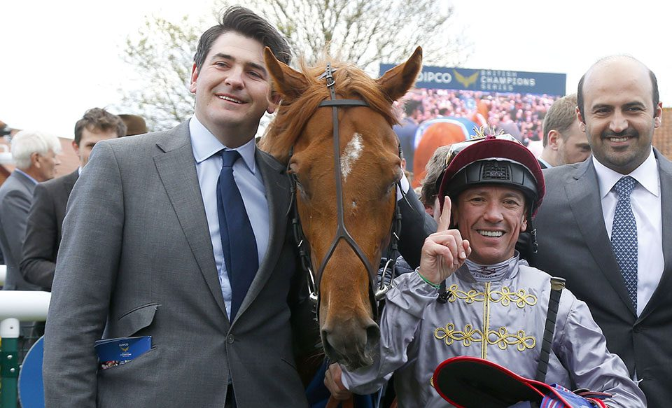 Hugo Palmer Galileo Gold