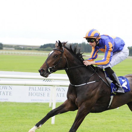 "CURRAGH 22-8-2015. BALLYDOYLE and Joseph O'Brien win for trainer Aidan O'Brien. Photo Healy Racing / Racingfotos.com  THIS IMAGE IS SOURCED FROM AND MUST BE BYLINED ""RACINGFOTOS.COM"""
