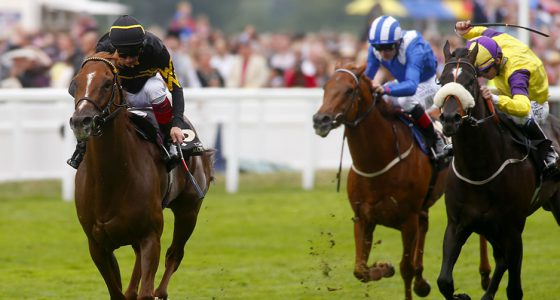 Undrafted The Diamond Jubilee Stakes