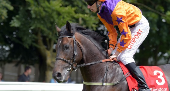 HARBOUR LAW goes for St Leger glory for Laura Mongan