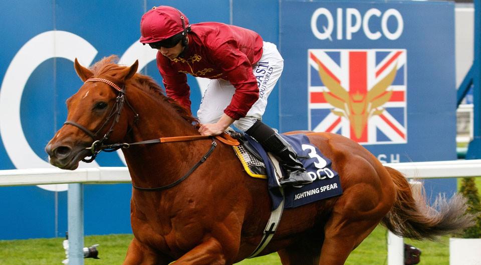 lightning spear seeks overdue reward in queen anne qipco british