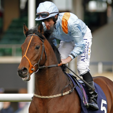 "VENTURA STORM (Ryan Moore) winner of The 1stsecuritysolutions.co.uk Feilden Stakes Newmarket 12 Apr 2016 - Pic Steven Cargill / Racingfotos.com  THIS IMAGE IS SOURCED FROM AND MUST BE BYLINED ""RACINGFOTOS.COM"""