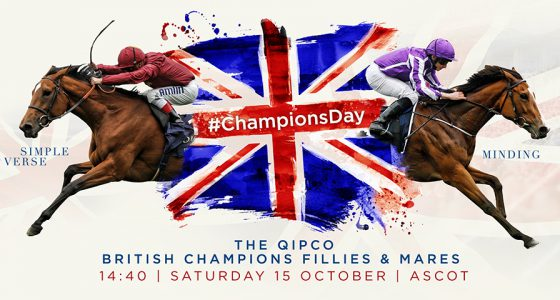 The QIPCO British Champions Fillies & Mares Entries
