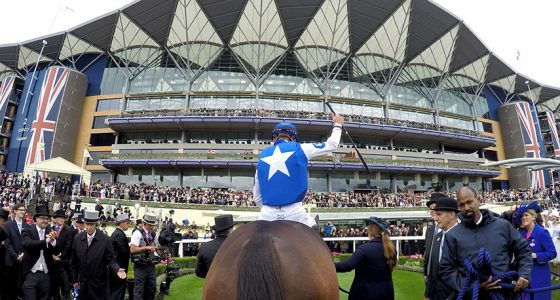 Win tickets to Royal Ascot and you could watch International stars like Tepin race their way to Champions Series Glory