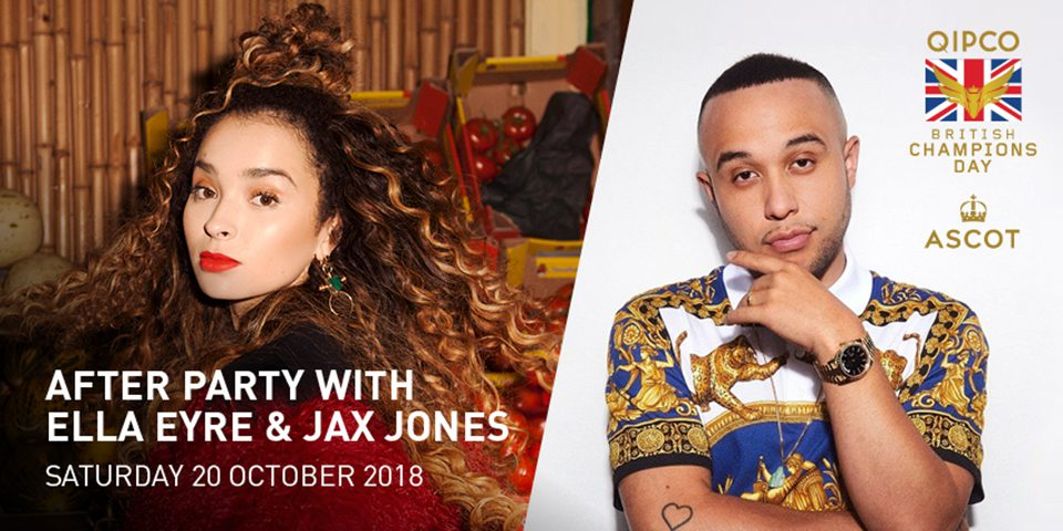 After party Ella Eyre Jax Jones