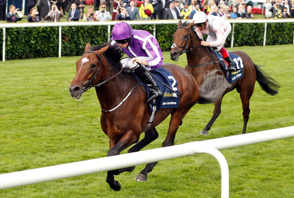 St Leger Stakes