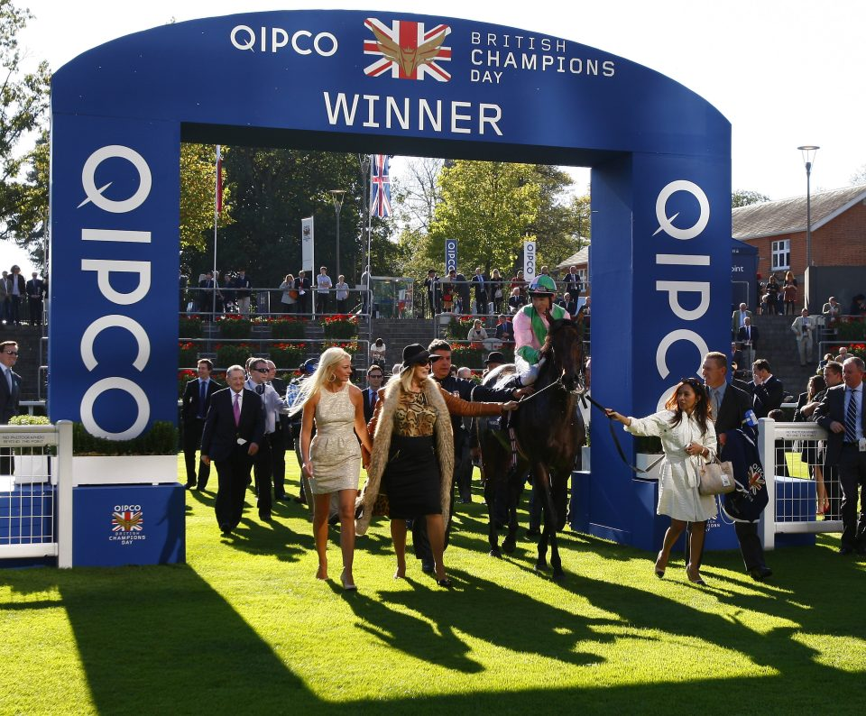 NewsQIPCO British Champions Day – The Ultimate Quiz											Another Magical Show on the Cards for 10th QIPCO British Champions Day																				Mishriff and Magical headline 16 contenders for QIPCO Champion Stakes																				Unbeaten Palace Pier sets sights on finishing perfect year in Queen Elizabeth II Stakes (sponsored by QIPCO)																				Dream Of Dreams hoping three's a charm in the QIPCO Champions Sprint Stakes																				Stradivarius entered to regain Champions Day crown