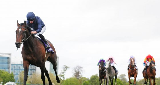 Bolshoi Ballet enters the picture as a key contender for the 2021 Cazoo Derby