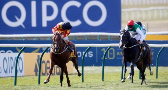 Sir Ron Preistley heads five in Matchbook Yorkshire Cup field