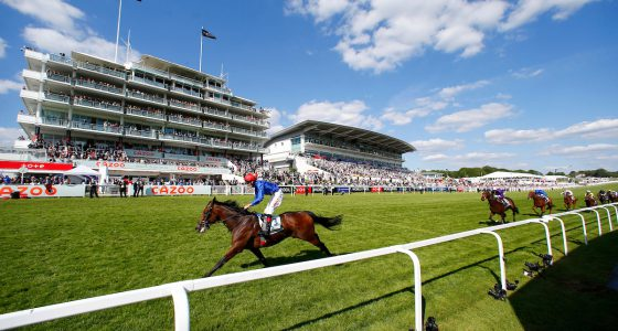 Adayar and Adam Kirby stole the show in the Cazoo Derby