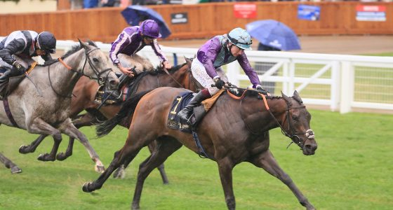 Oisin Murphy guides Alcohol Free to win the Coronation Stakes