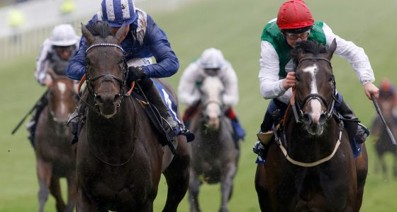 Pyledriver wins the Coral Coronation Cup