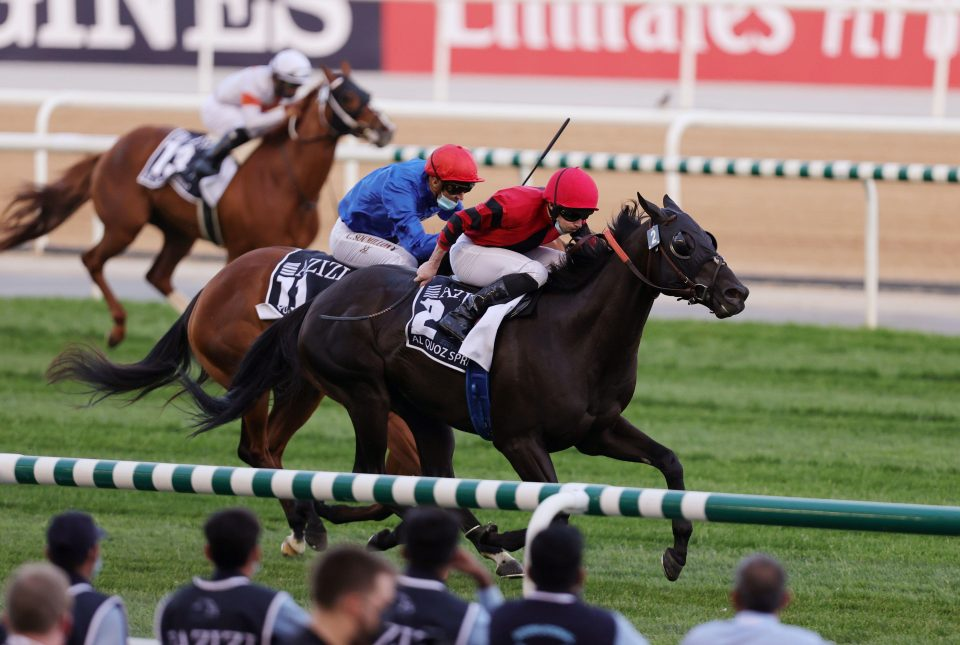 Extravagant Kid is entered for the Darley July Cup