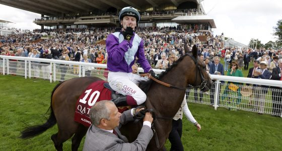 Alcohol Free heads 38 entries for QIPCO British Champions Sprint